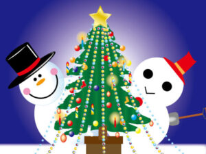 クリスマスツリーのてっぺんにある星の名前はと由来は?なぜつけるの?