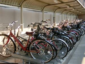 折りたたみ自転車で通学はできる?