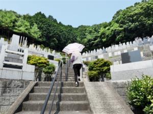 神道の墓参りで供える花にNGは?
