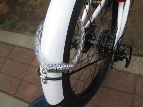 クロスバイクの盗難が怖い!盗難率ってどのくらい?対策はどうしたらいい?